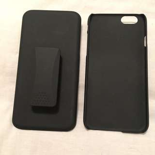 Matte Black Iphone 6/6s