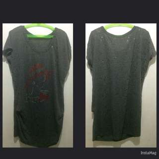 Preloved Loose-fitting Top