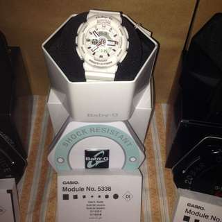 Baby G-Shock For Her