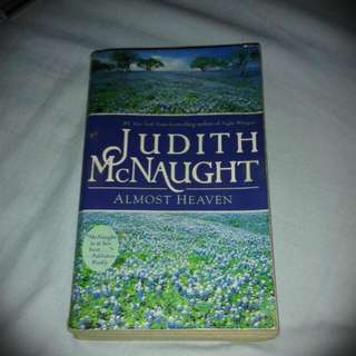 ALMOST HEAVEN by Judith Mc Naught