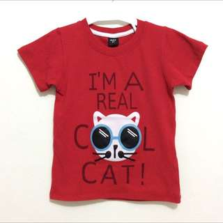 T-shirt Max I'm Real Cool Cat