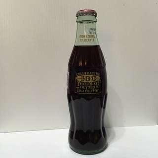 1996亞特蘭大奧運100週年紀念瓶