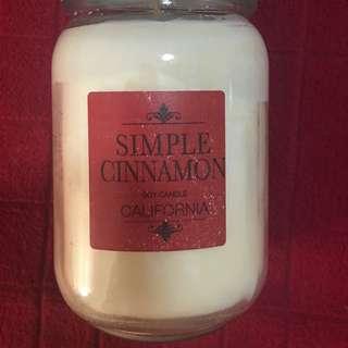 Cinnamon Soy Candle