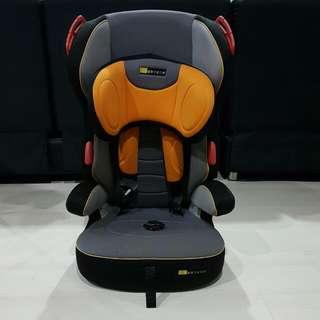 BonBeBe (Comfort Cruise) Children Car Seat + Booster Seat
