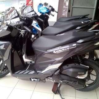 New Vario 150 Exclusive OTR Rp.21.700.000