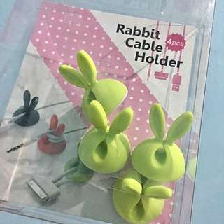 Rabbit Cable Holder