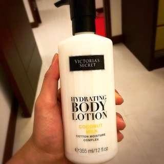 Victoria's Secret 乳液(椰子牛奶)