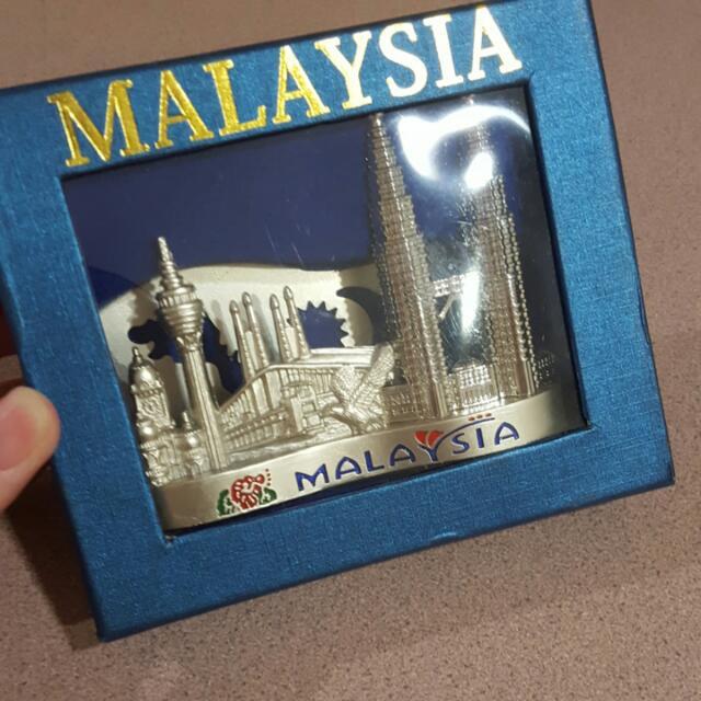 馬來西亞  雙子星名片架