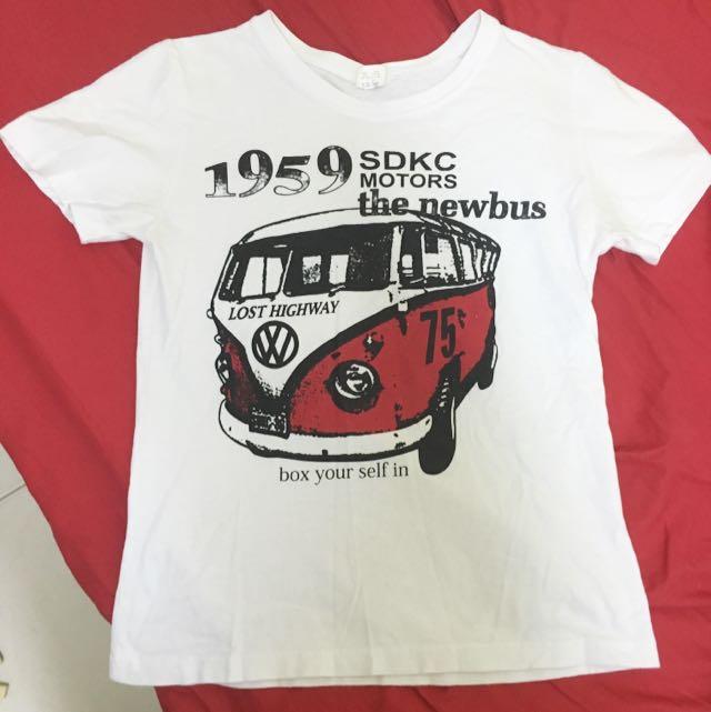 紅車 T Shirt