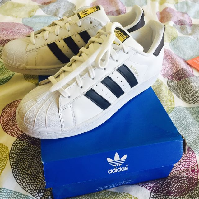 Adidas Originals Moda Superstars Sneakers, Moda Superstars mujer, Zapatos en en 0d7dd92 - colja.host