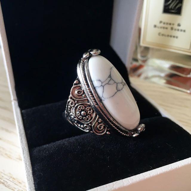Antique Tibetan Ring