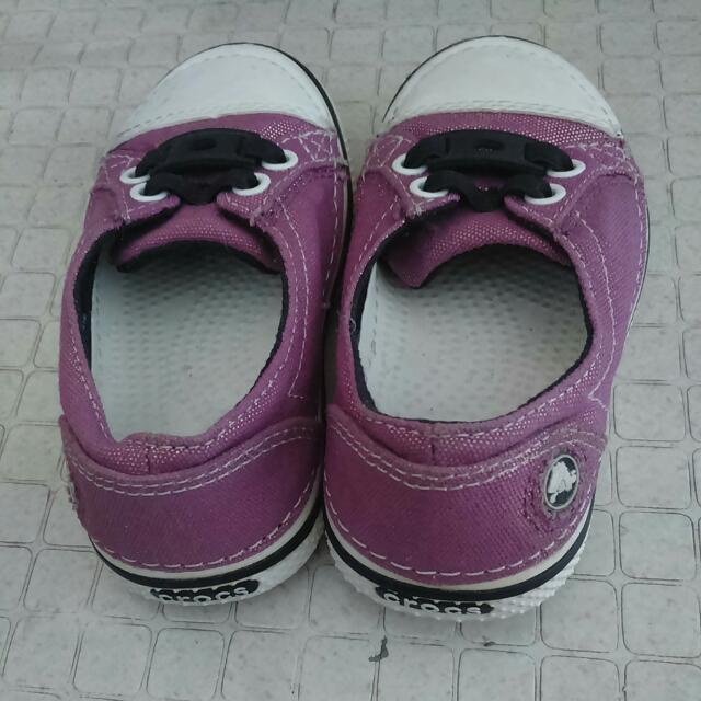 Authentic Crocs - Purple C7