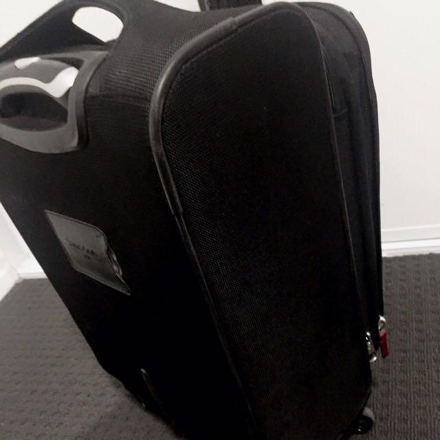 Authentic Samsonite Suitcase