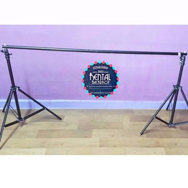BackDrop Stand Rental 1xday @ Circuit Road, Furniture on
