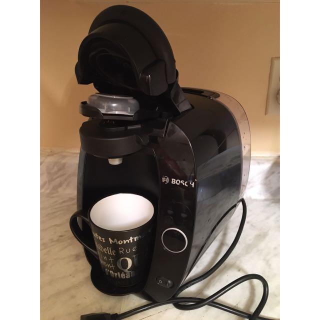 Bosch Coffee Maker