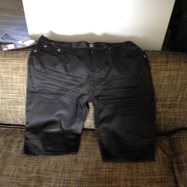 Brand New Adidas Men Short Jeans