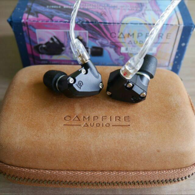 Orion Electronics Mail: (SOLD) Campfire Audio Orion, Electronics, Audio On Carousell