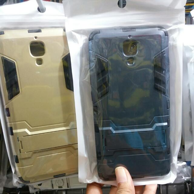 CASE ROBOT REDMI 4 FREE TEMPERED GLAS