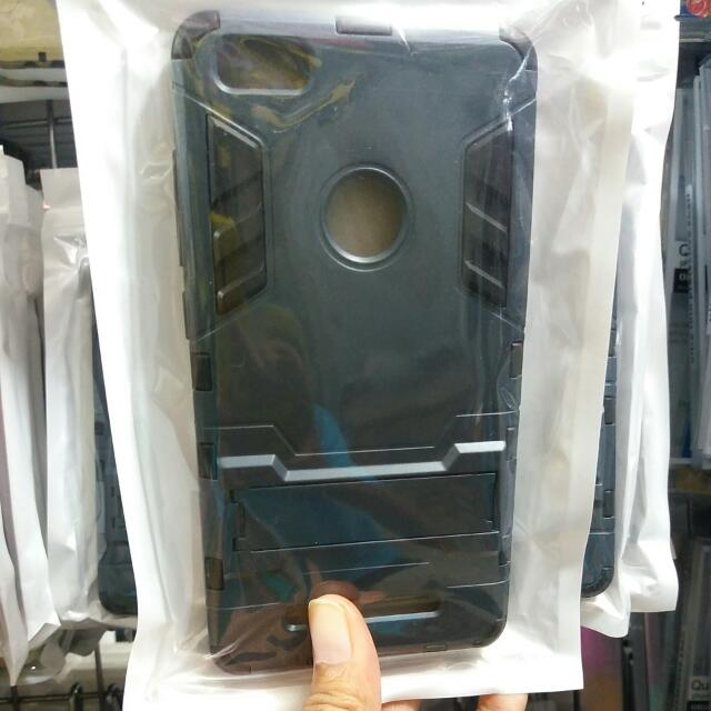 CASE ROBOT REDMI 4C FREE TEMPERED GLAS