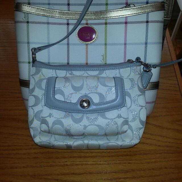 Coach Small Shoulder Bag