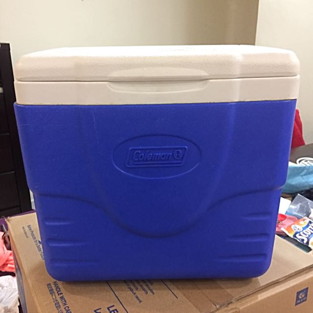 (RESERVED) Coleman Ice Cooler