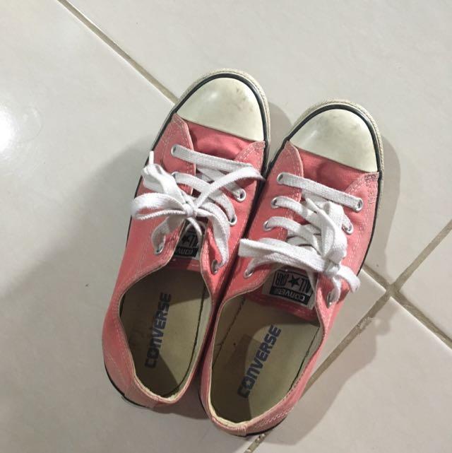 Converse Women Pink
