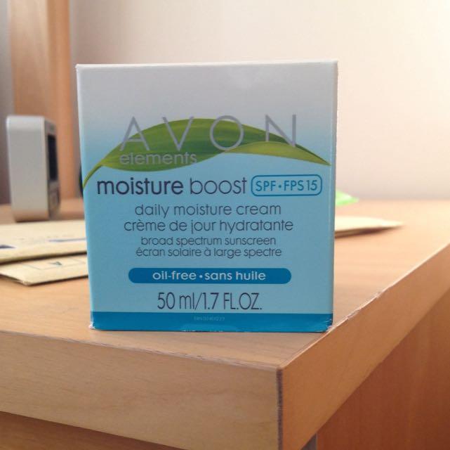 Daily Moisture Cream Broad Spectrum SPF 15