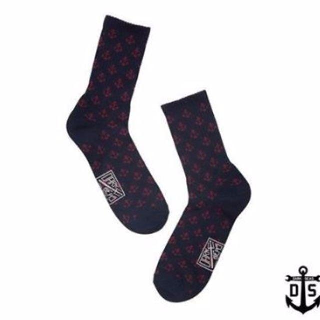 DARK SEAS - IRON WIND SOCKS 滿版中筒襪