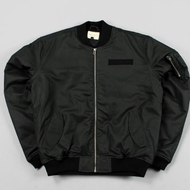 Deus Ex Machina Bomber Elias