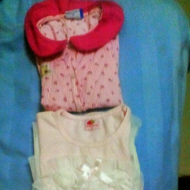 Get The 2 Babies Clothes For 150 Pesos