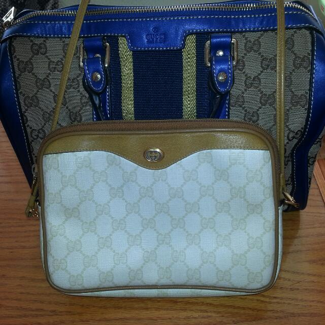 Gucci Small Vintage Shoulder Bag
