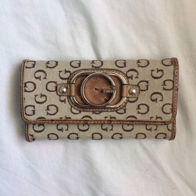 Guess Fiona Brown Wallet