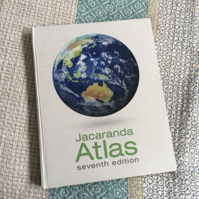 Jacaranda Atlas Seventh Edition