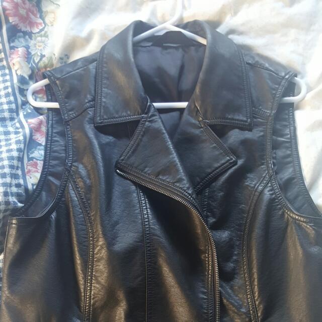 Jayjays Vest Size 14