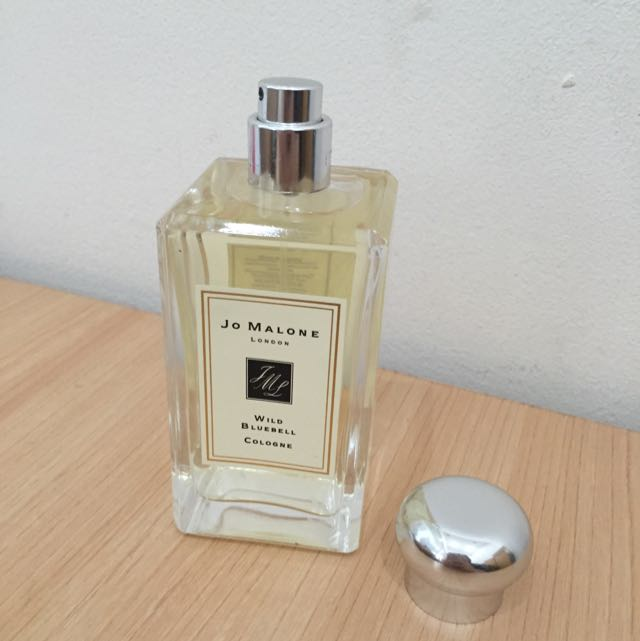 Jo Malone Cologne 100 Ml ~ Wild Bluebell