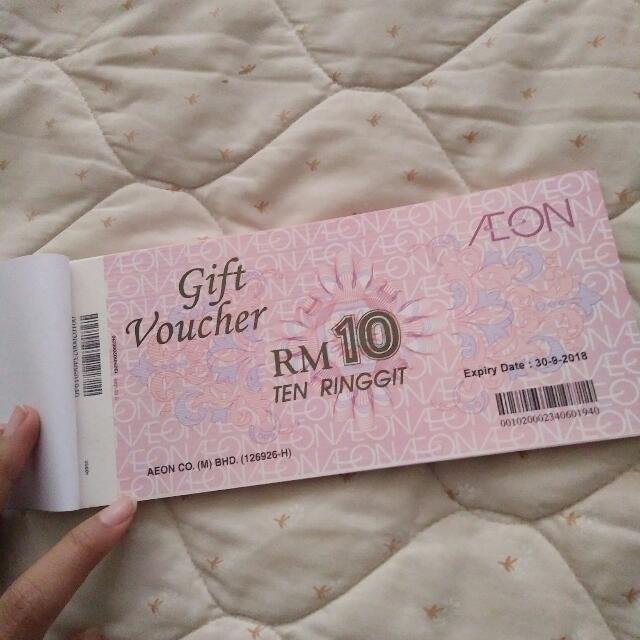 Jusco Voucher RM90