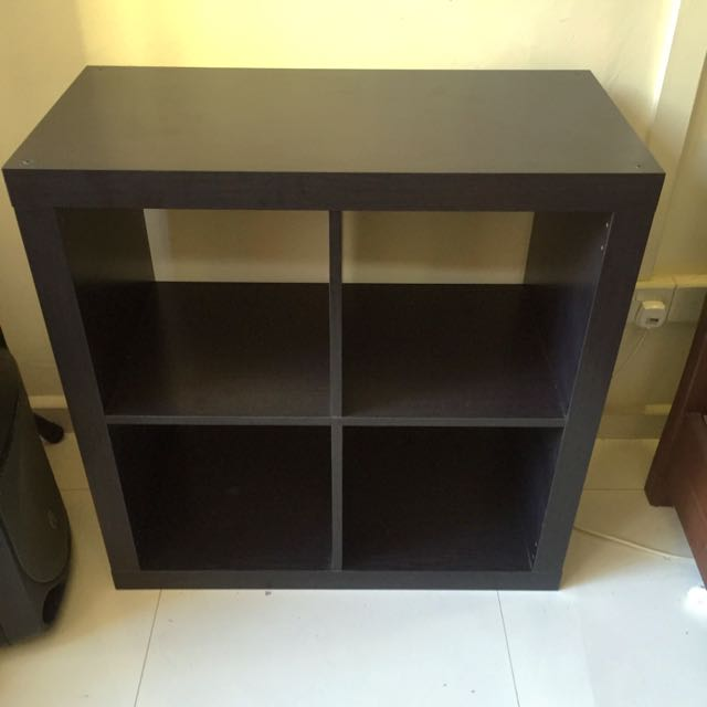 (RESERVED) Kallax Shelving Unit