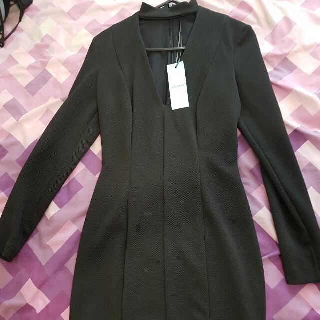 Kookai Chocker Dress