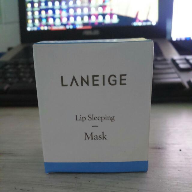 Laniege LIP Sleeping MASK