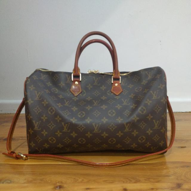 Louis Vuitton Speedy 40 Bandouliere