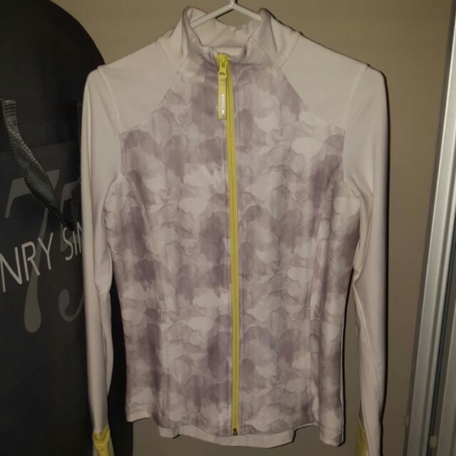 Mondetta - White floral sports jacket