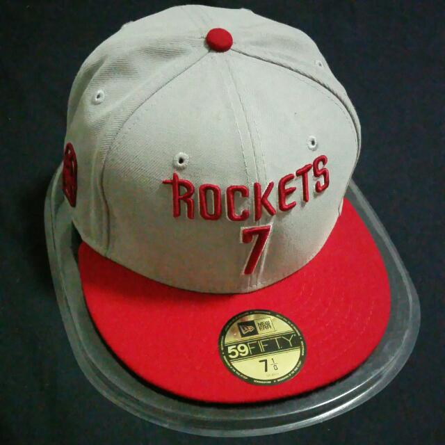 New Era Cap 59fifty (Jeremy Lin: Houston Rockets Edition)