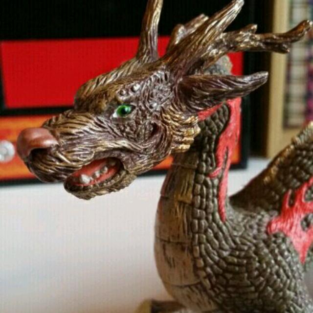 Papo Dragon Of The Rising Sun