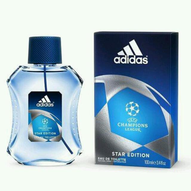 Parfum Original Adidas Uefa Champions League Star Editon Man Olshop