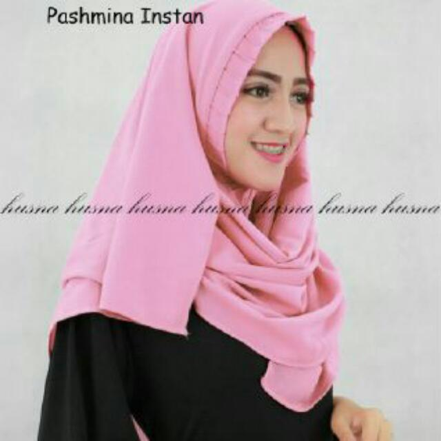 Pashmina Instan New Design Olshop Fashion Olshop Muslim Di Carousell