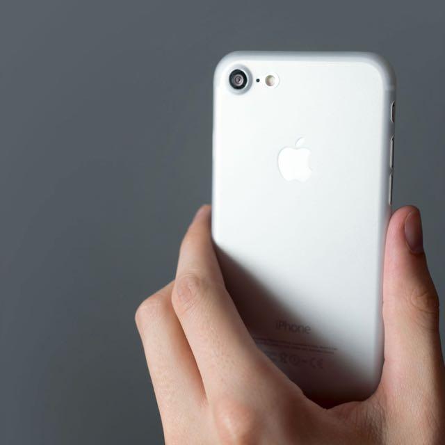 buy popular e895b 8d992 Peel iPhone 7 Super Thin Case
