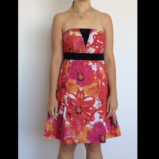 Portmans Print Dress