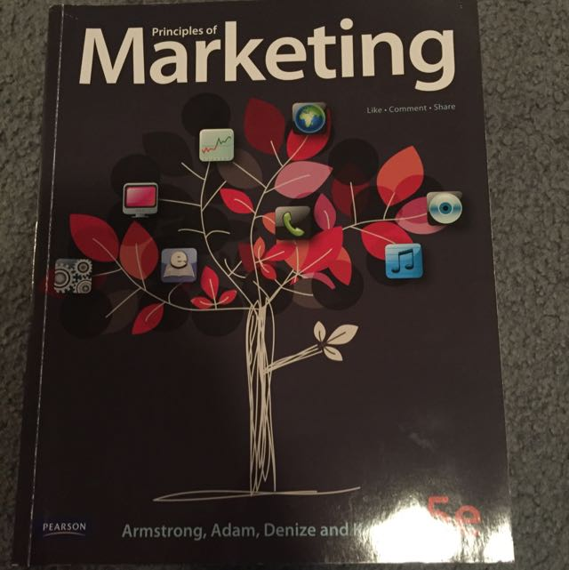 Principles Of Marketing - 5e