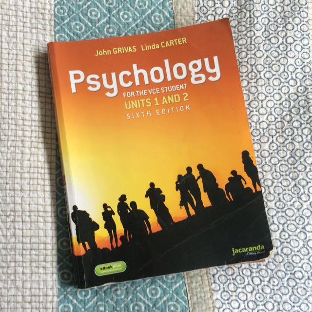 Psychology Sixth Edition