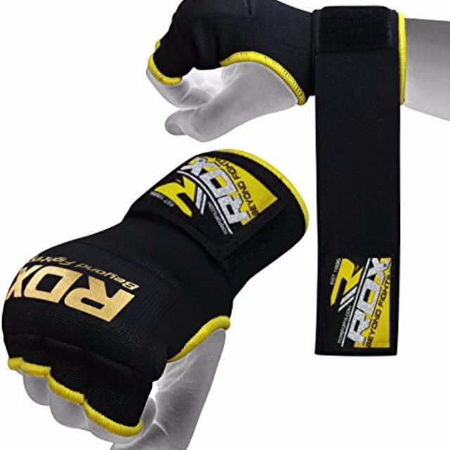 df2848f74a RDX Sports Hosiery Inner Strap (Black&Yellow), Sports, Sports ...
